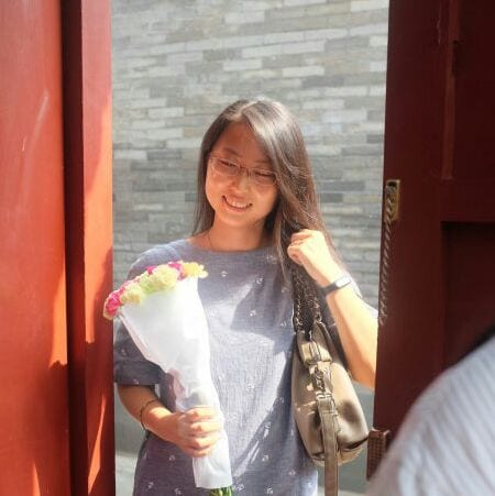 Licia From Beijing, China