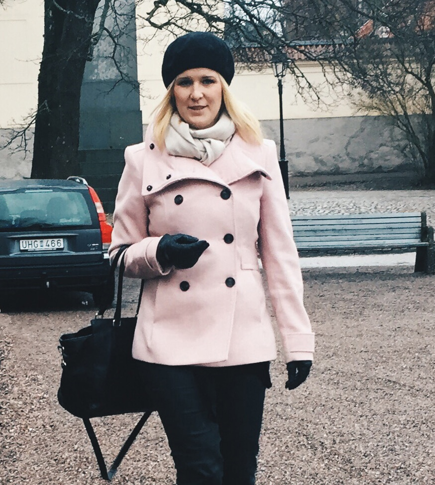 Jessica From Uppsala, Sweden