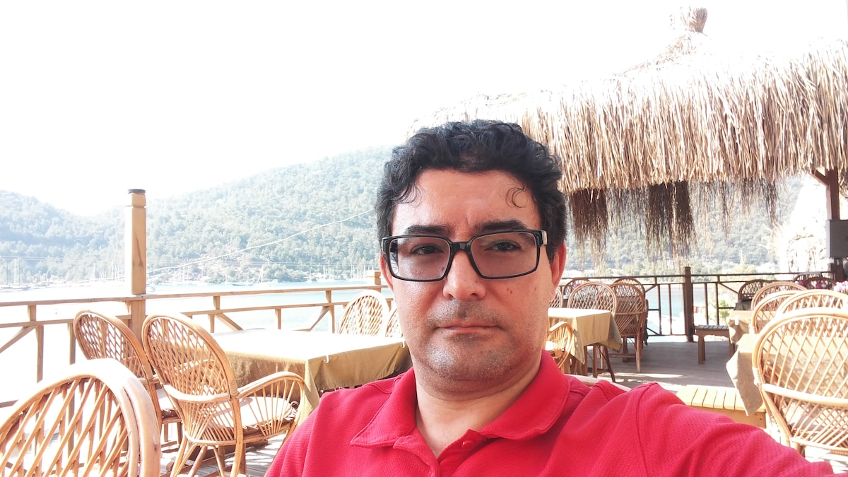 Mustafa Çınar From Marmaris, Turkey