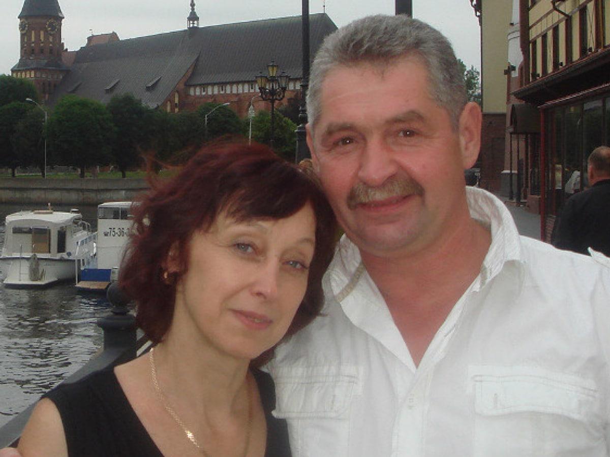 Zhanetta & Alexander from Kaliningrad