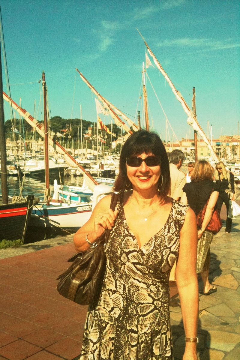 Pascale from Cannes