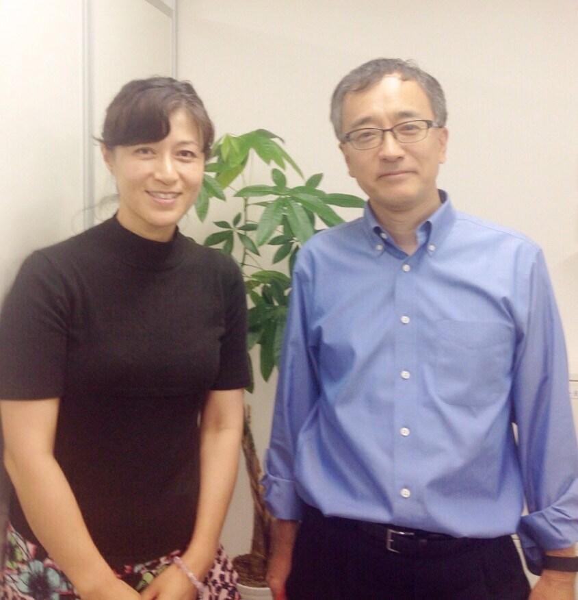 Kimie & Yasu from Setagaya-ku