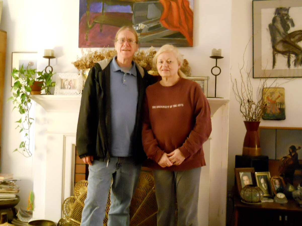 Susan  And Steve From Philadelphia, PA