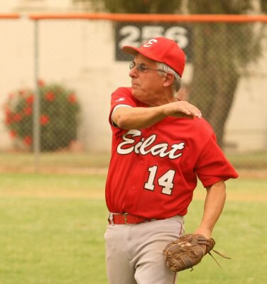 Secretary and Administrator, Eilat Softball League