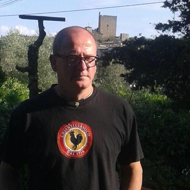 Stefano from Castellina In Chianti