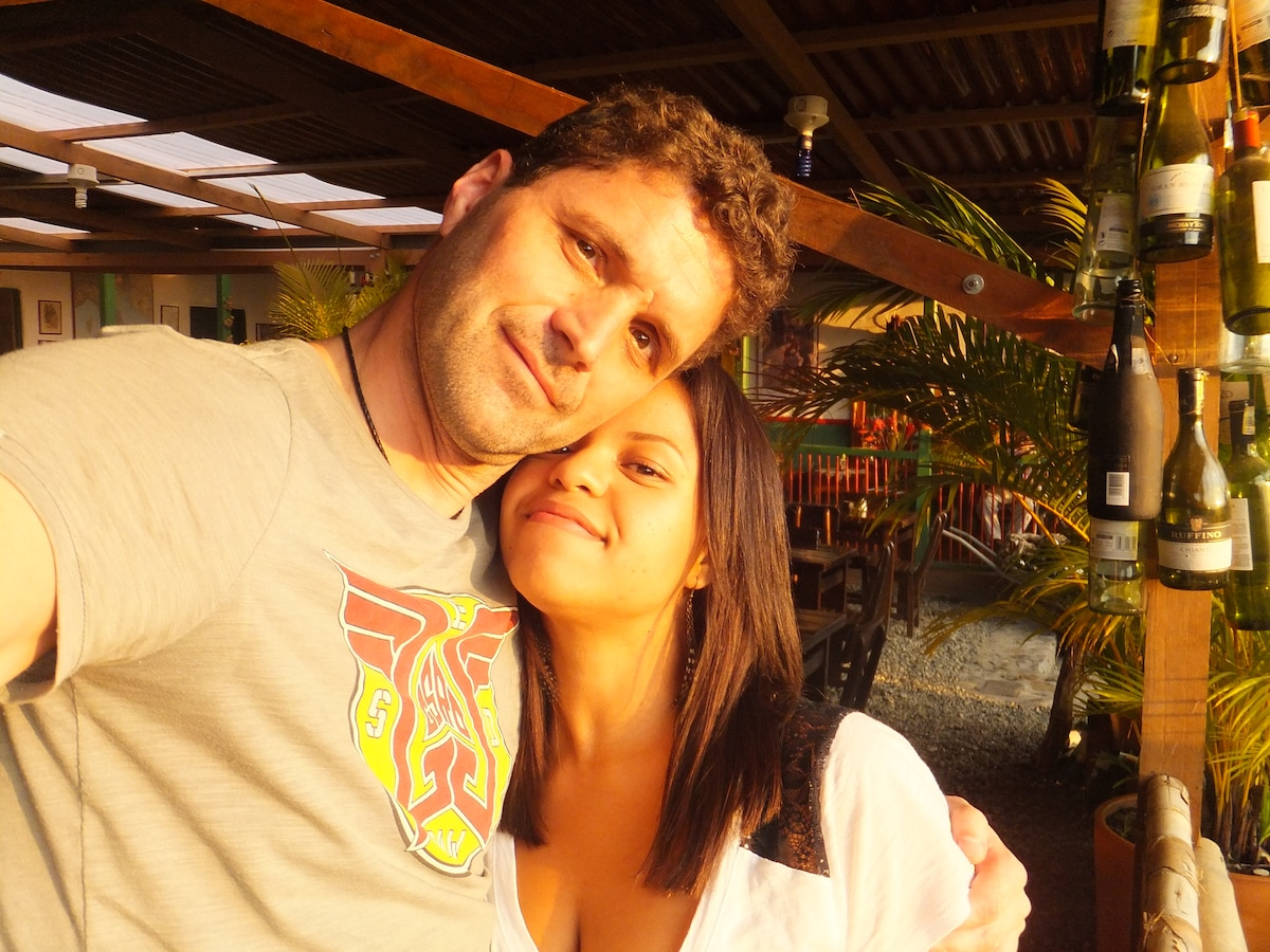 Elena& Robert from Arbon