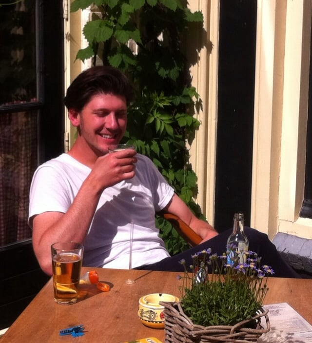 Hi! I'm Thomas and I've been living in Amsterdam f