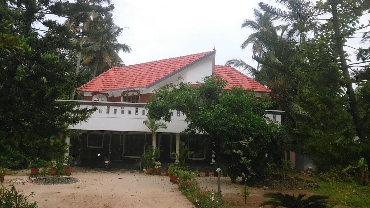 Ocean Bliz Homestay from Alappuzha
