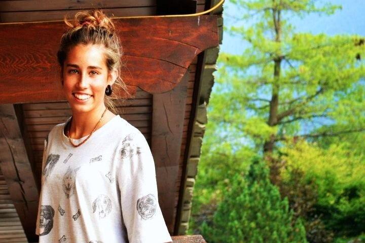Sofia From La Salle, Italy