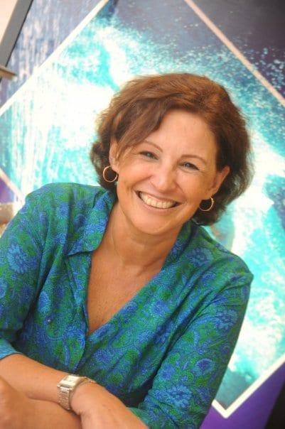 Angela from São Paulo