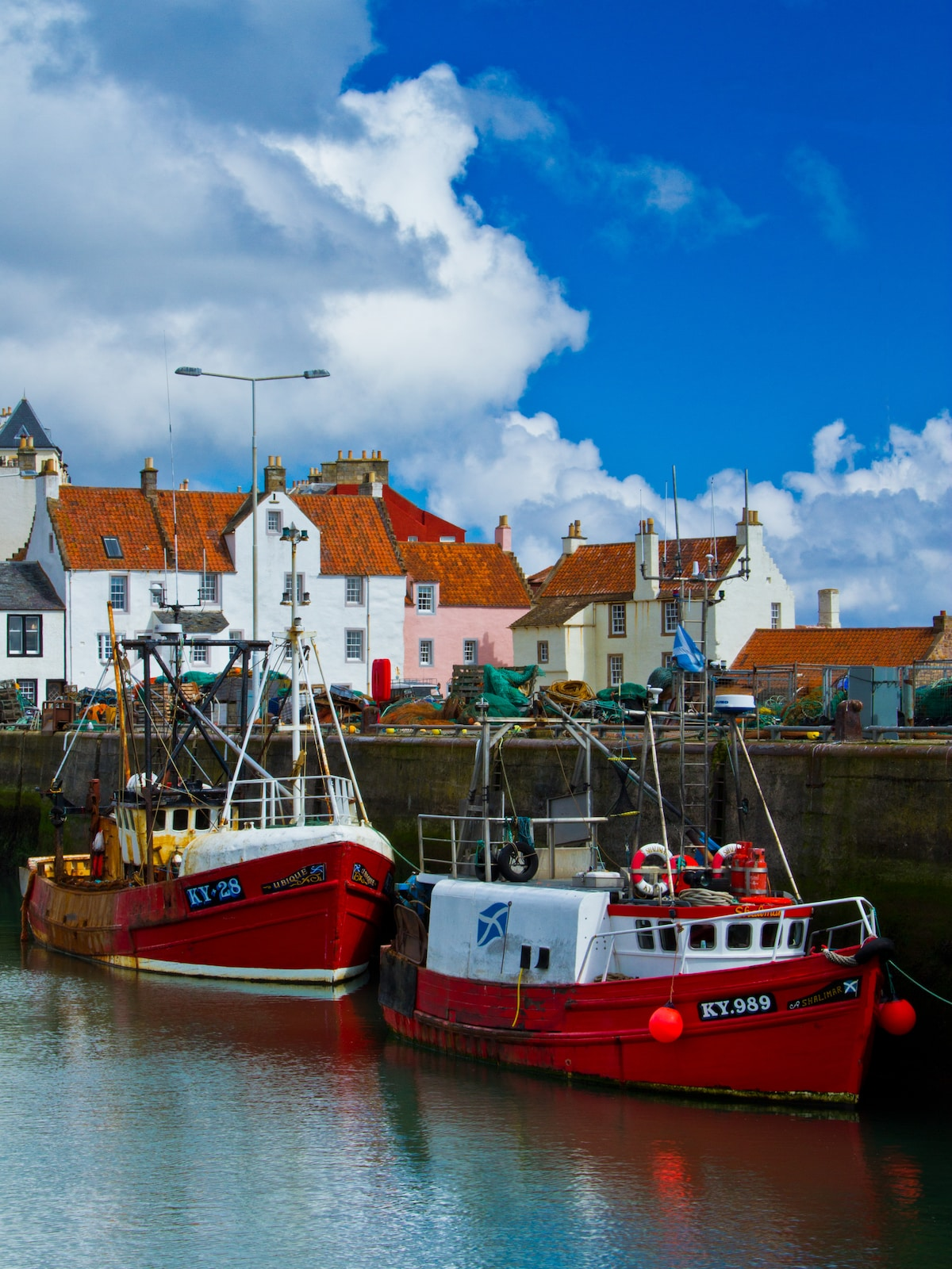 Gillian from Pittenweem