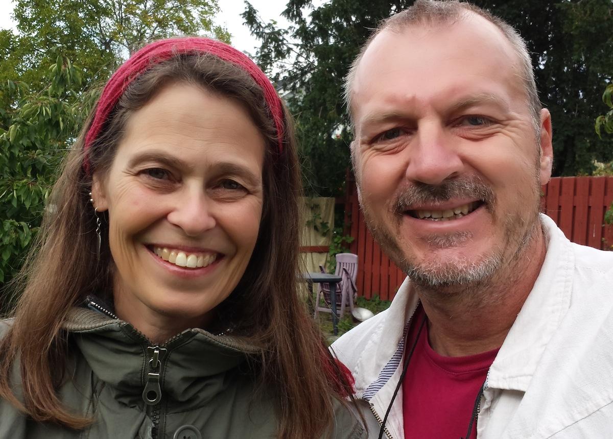 Gisela & Håkan from Lund