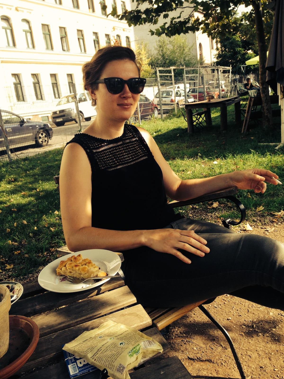 Nele from Leipzig