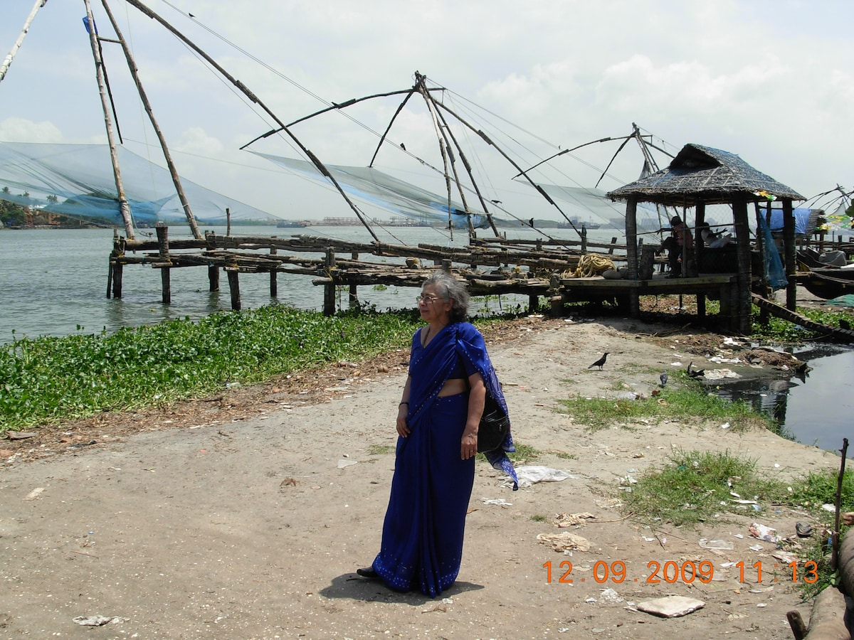 Neethi from Kannur