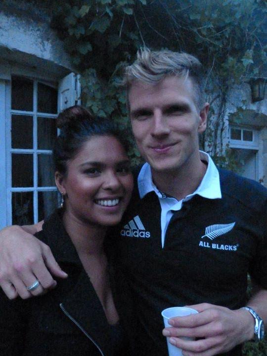 Sebastien&Raina from Auckland