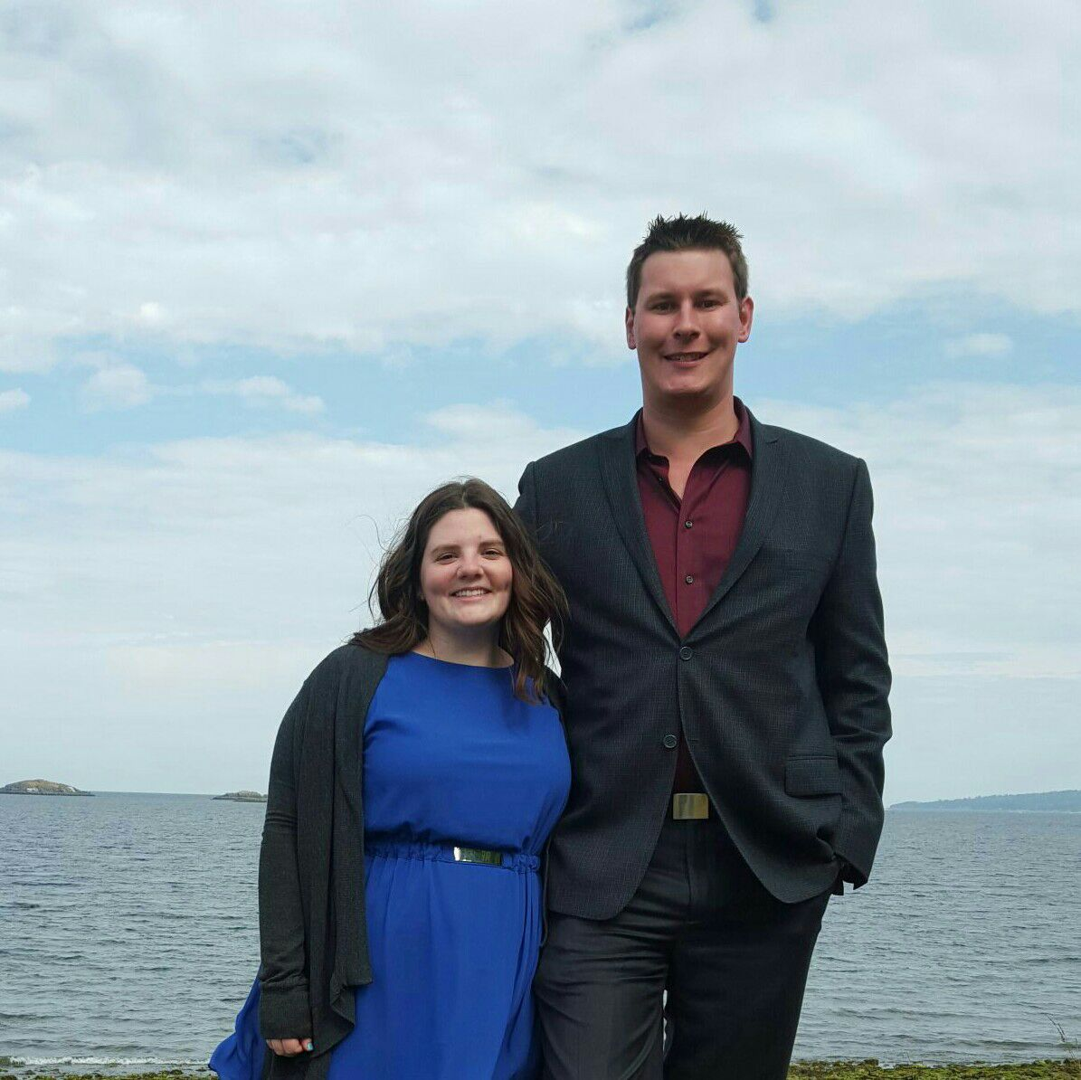 Maddie And Derek from Nanaimo