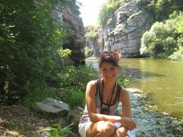 Любовь From Odessa, Ukraine