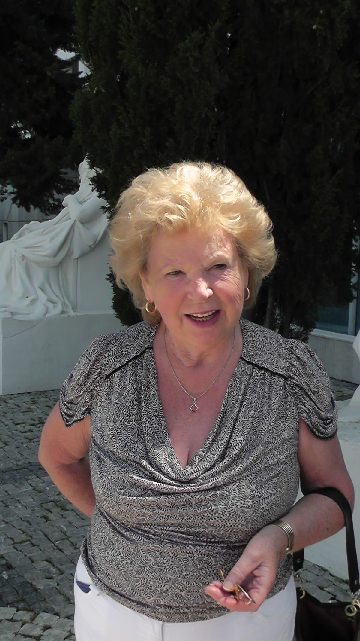 Inge Ursel From Kühlungsborn, Germany