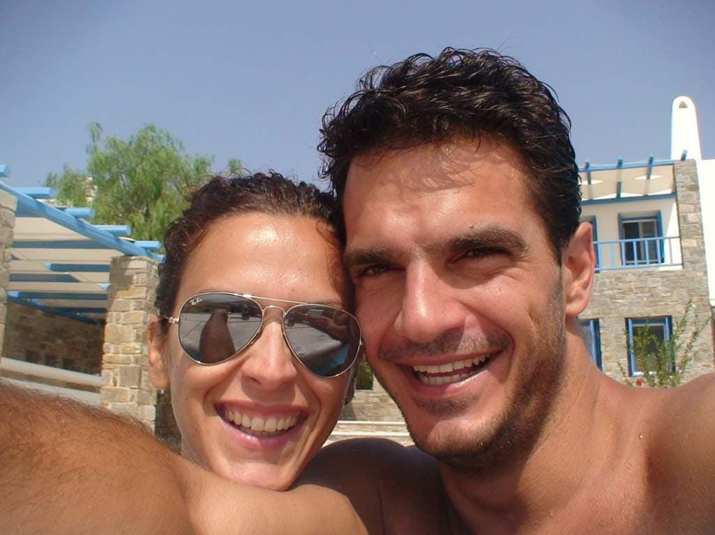 Tonia & Vangelis From Paros, Greece