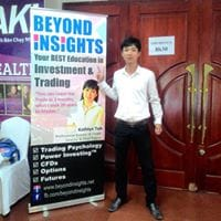 Trinh Van Son (Mr) is a business man, who lives in