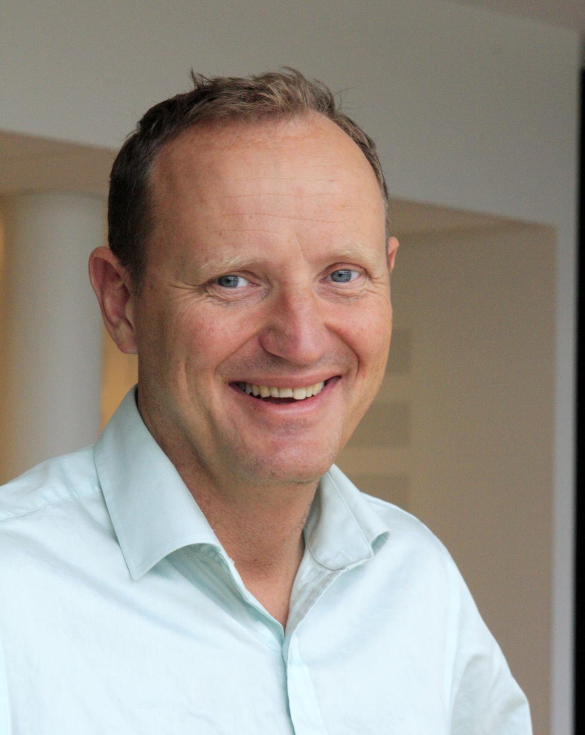 Peter Vilstrup from Hvide Sande