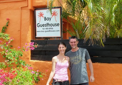 BayGuesthouse From Gros Islet, Saint Lucia