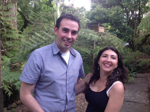 Caroline And Tom