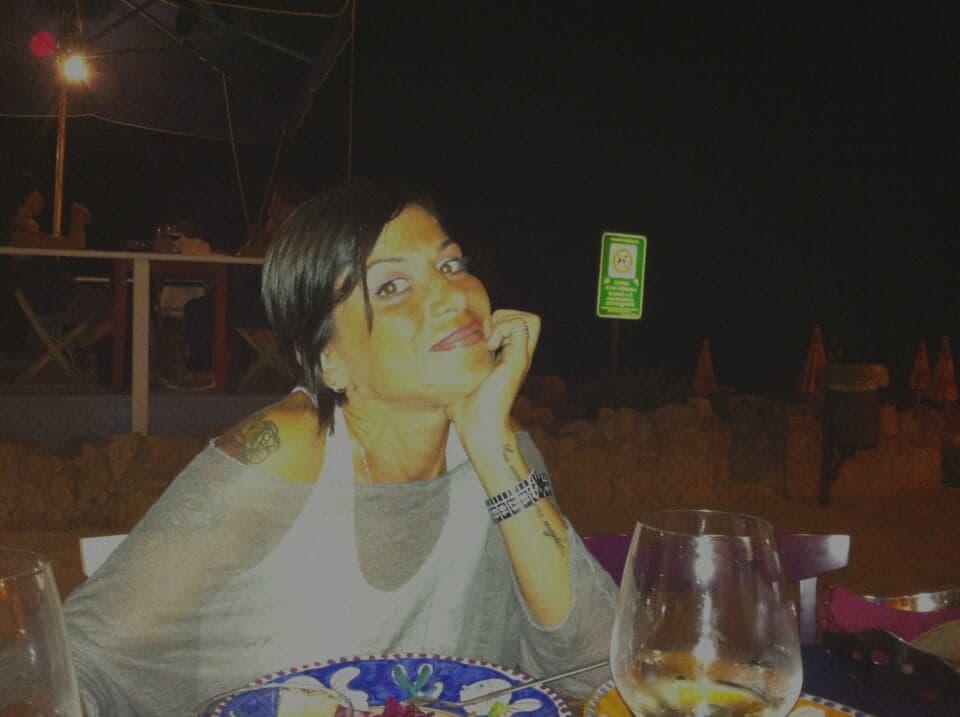 Barbara From Province of Latina, Italy