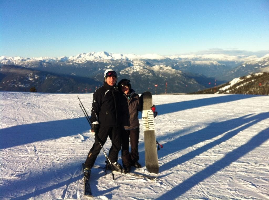 Ian From Whistler, Canada