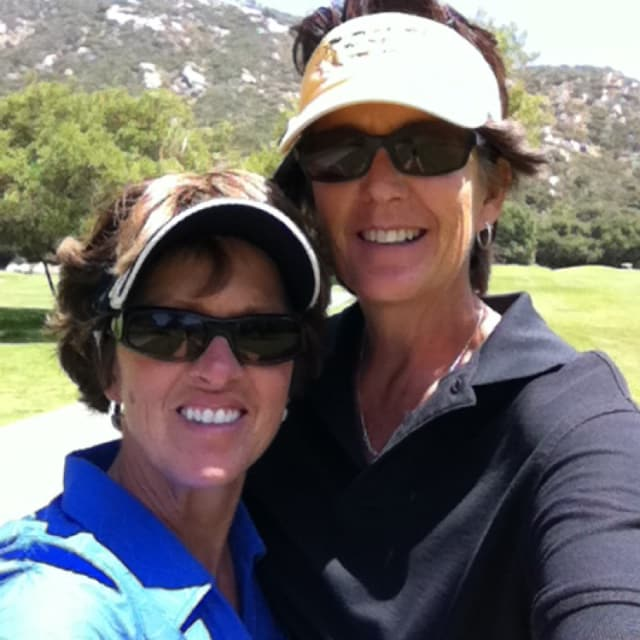 Jill & Cindy from Lake Arrowhead