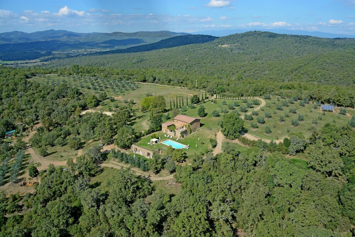 Orietta from Province of Siena