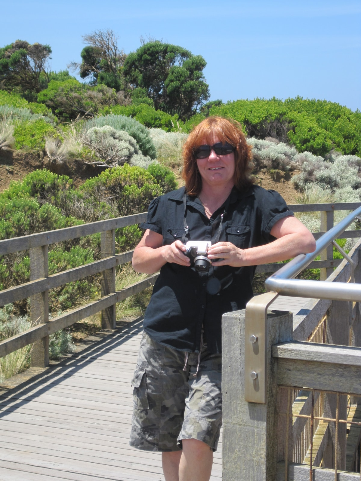 Sue from Brucknell