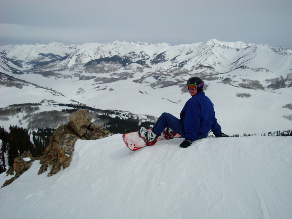 Dorothee From Mount Crested Butte, CO