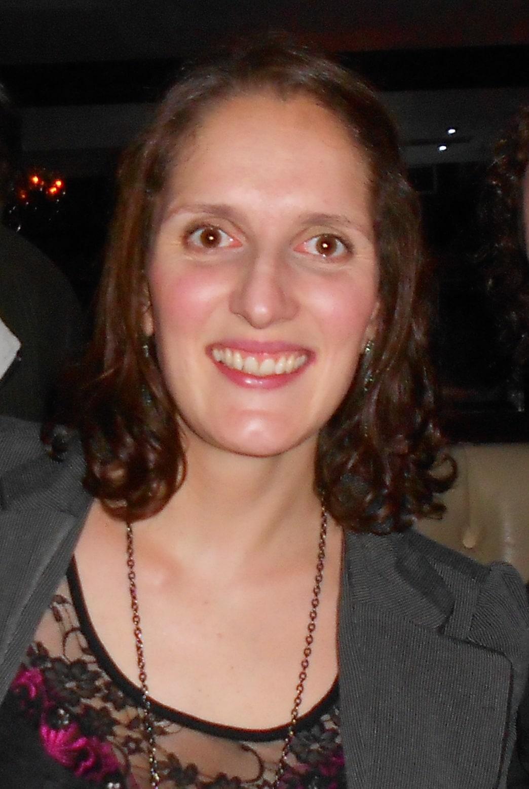 Caroline from Rosslare Strand