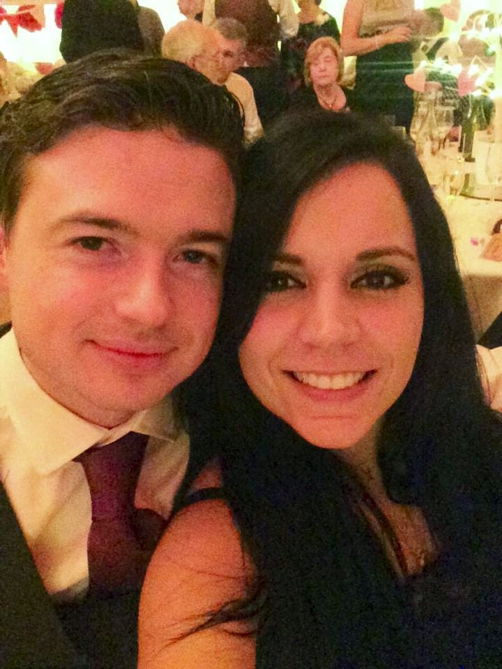 Chris And Magda From Erith, United Kingdom