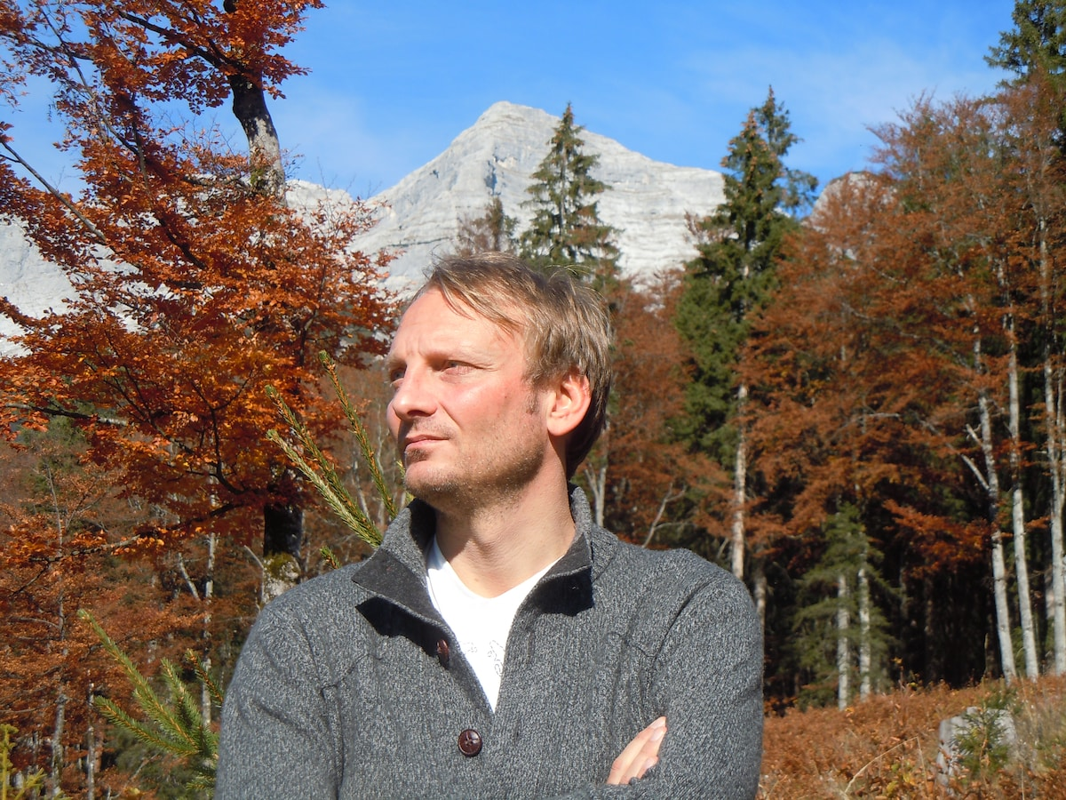 Georg From Mayrhofen, Austria