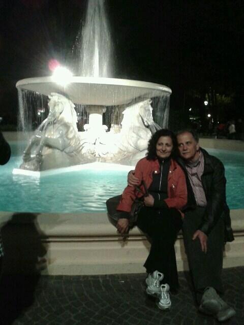 Loriana E Mario From Monte San Savino, Italy