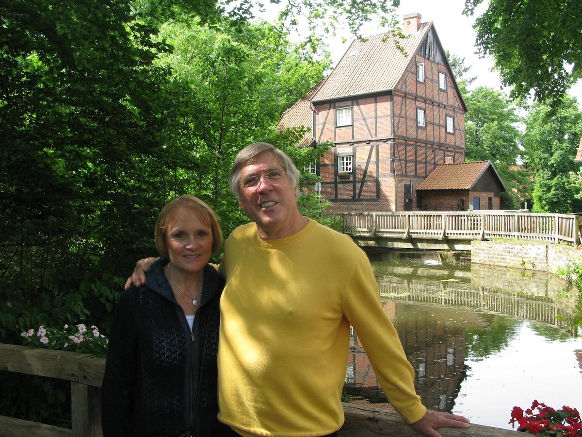 Judy And Ed