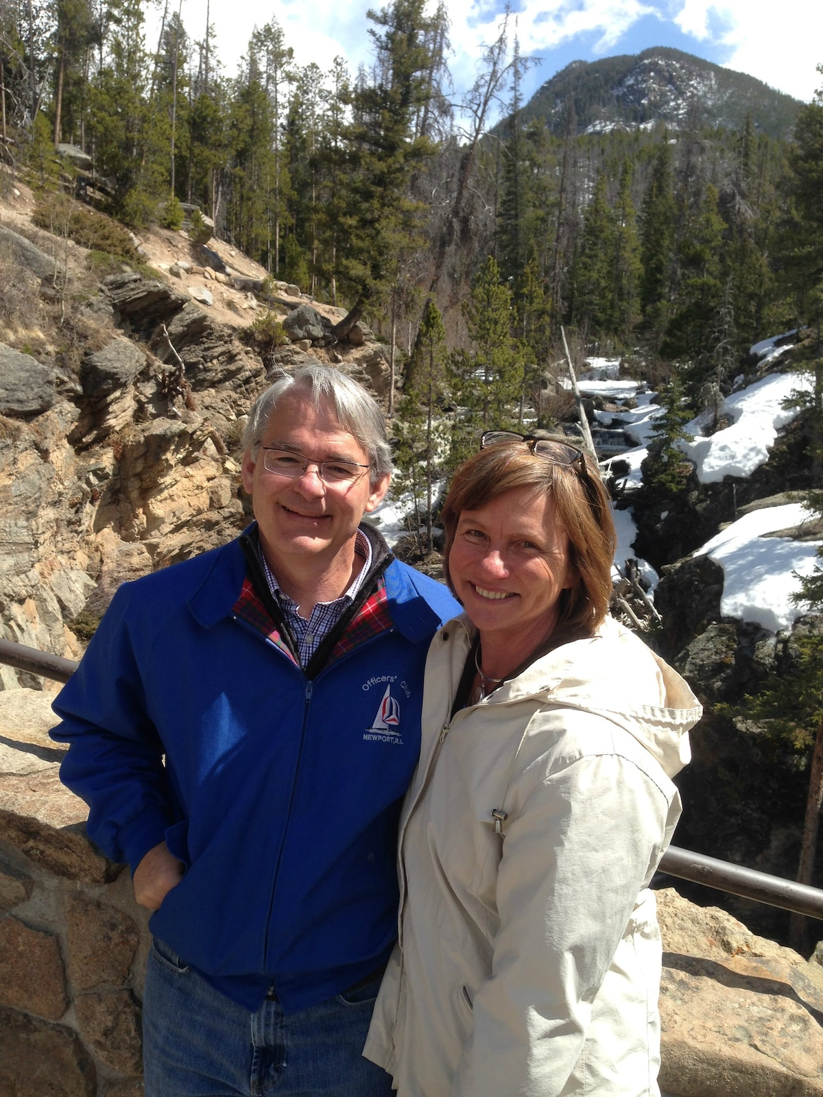 Chris And Melanie from Silverthorne