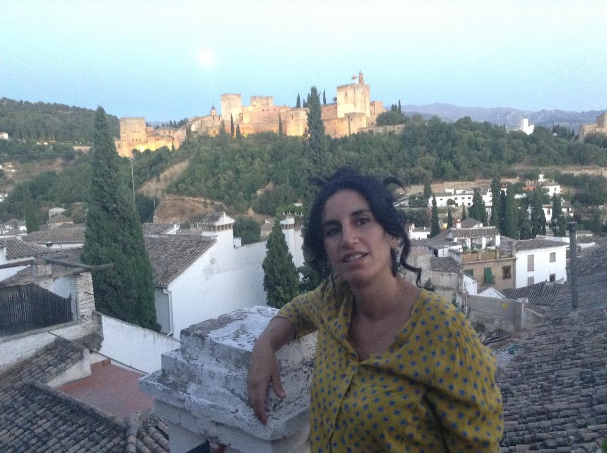 Lidia from Granada