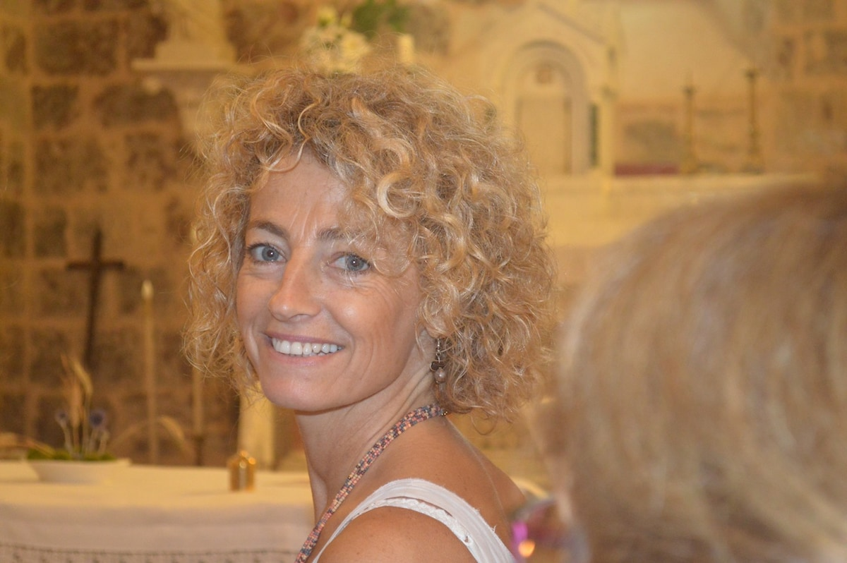 Claudia From Liorac-sur-Louyre, France