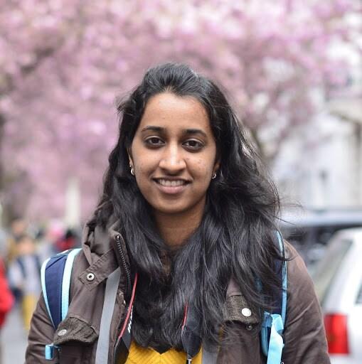 Prashanthi from Euskirchen