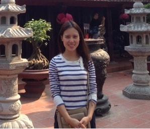 Ananya from Bangkok