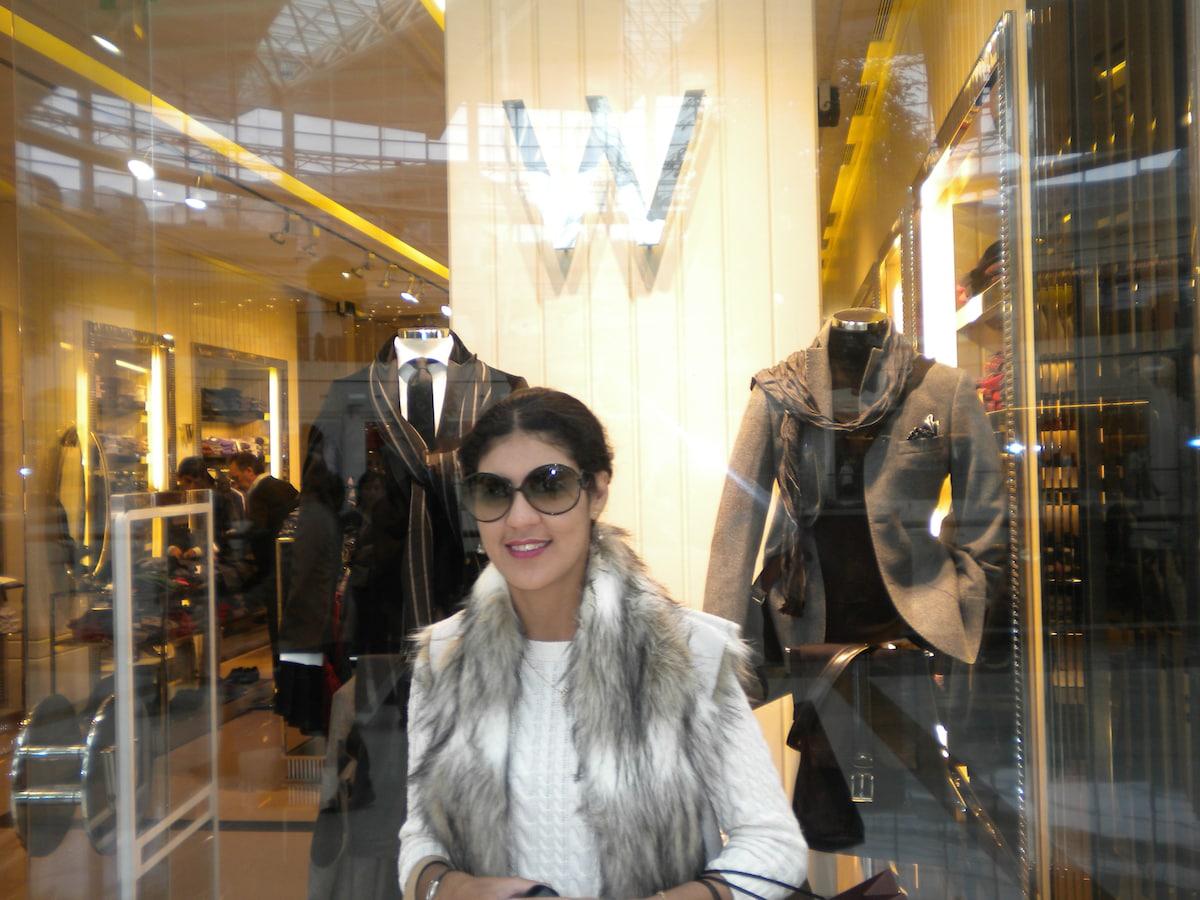 Khadija from Marrakech