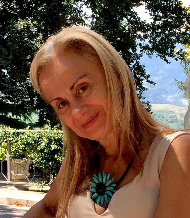Ilaria from Roma