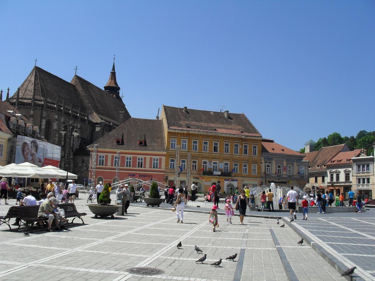 Tibi from Brașov