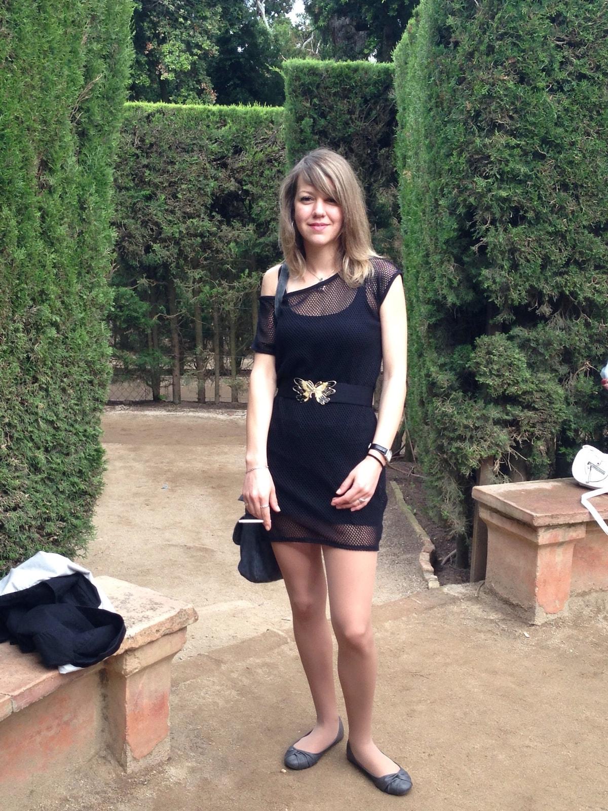 Marina aus Barcelona