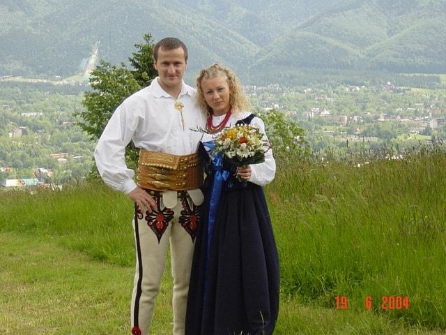 Natalia I Szymon from Zakopane