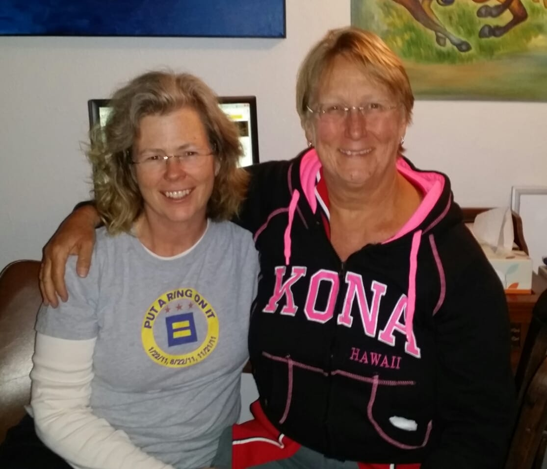 Deborah And Carole from Kailua-Kona