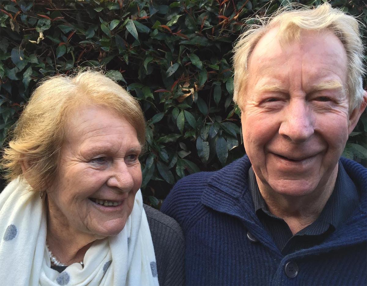 Verna & Barry from Geelong